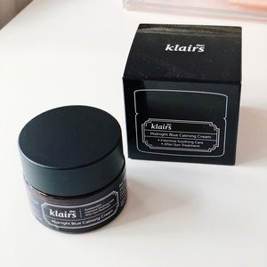 Klairs Midnight Blue Calming Cream (30ml)